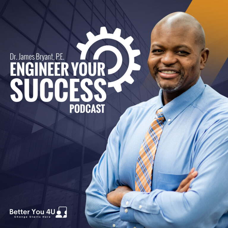 James Bryant Engineer Your Success Podcast Headshot 2
